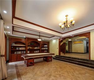 书房实景图