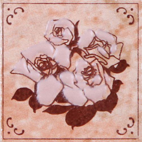 《花卉角花》 WD007H(01-05)